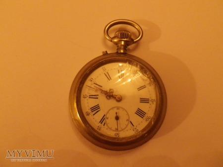 Duże zdjęcie Herb Jelita- zegarek z grawerowanym herbem