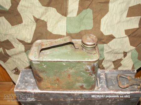 Duże zdjęcie Pojemnik na olej
