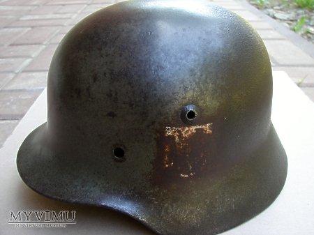 Duże zdjęcie Hełm Niemiecki M35