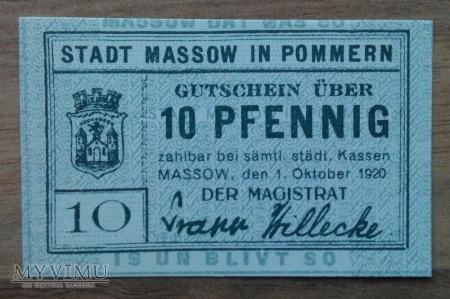 50 PHENNIG 1920 NOTGELD