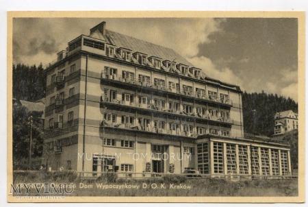 Krynica - Oficerski Dom Wypoczynkowy - 1930-39