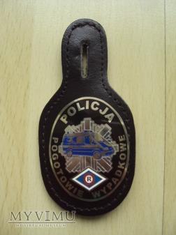Odznaka: POGOTOWIE WYPADKOWE