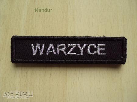 Identyfikator miejscowości OSP WARZYCE