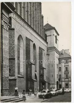 W-wa - Katedra Św. Jana - 1967