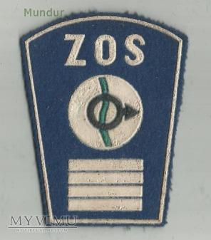 Dystynkcje ZOS służba rozpoznania
