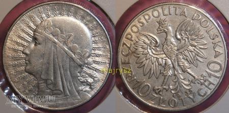 1932, 10 zł