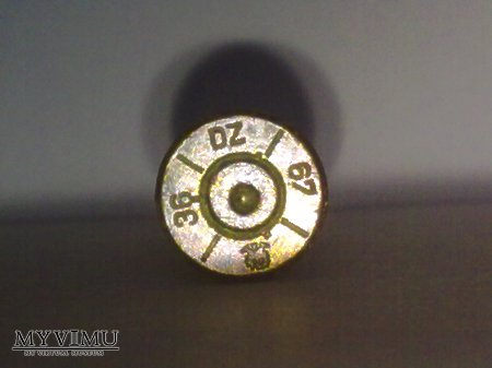 Łuski Polskie Mauser 7,92x57