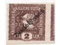 Kaiserliche Konigliche Osterreichische post 1916