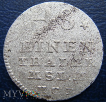 48 EINEN THALER 1755