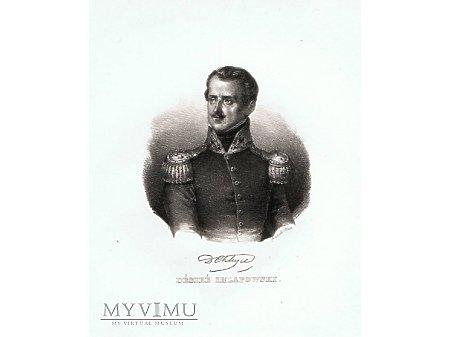 Litografia - Dezydery Chłapowski.