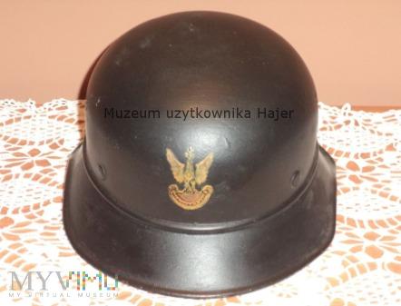 Hełm niemiecki Luftschutz
