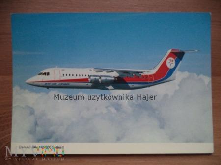 Duże zdjęcie Pocztówka samolot
