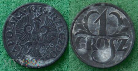 1939, 1 grosz