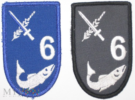 6 Wojskowy Oddział gospodarczy. Ustka.