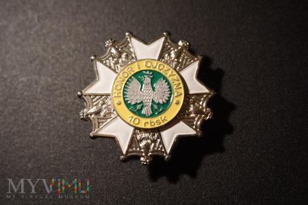 10 Rozpoznawczy BSK Żagań - Honorowa