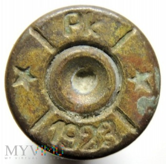 Łuska 7,92 x 57 Mauser Pk/*/1923/*/