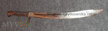 Bagnet Mauser S 98/05 liść