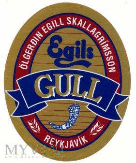 Islandia, gull