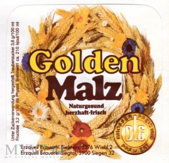 GOLDEN MALZ