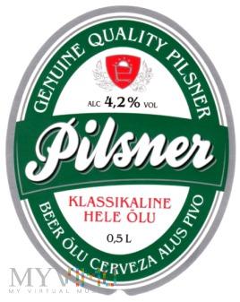 Estonia, Pilsner
