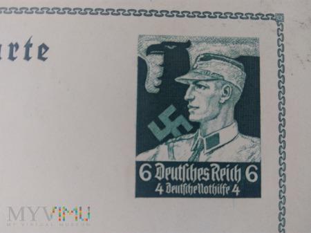niemiecka karta pocztowa 2