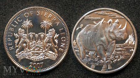 Sierra Leone, 1 dolar 2007