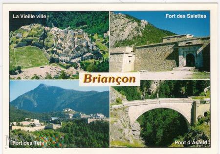 Alpy - Briancon - fortyfikacje - 2005