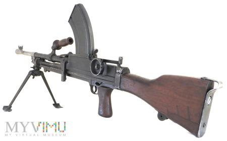 Duże zdjęcie Ręczny karabin maszynowy Bren Mk IM
