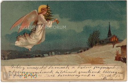 Wesołych Świąt 1903