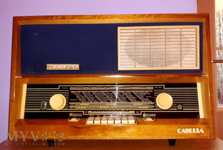 Radioodbiornik Capella 3231 ZRK