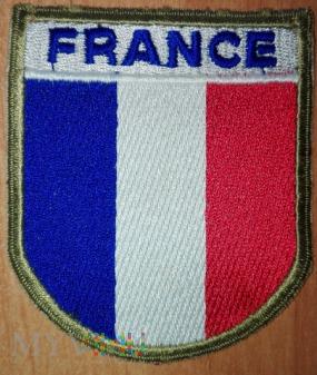 Oznaka przynależności państwowej Francji