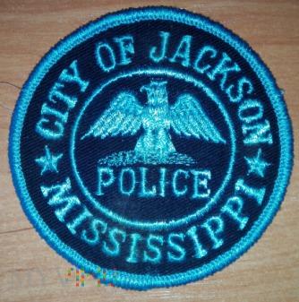 Jackson policja miejska