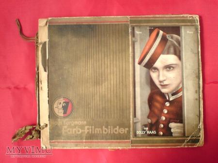 Duże zdjęcie Haus Bergmann Farb-Filmbilder Album gwiazdy kina