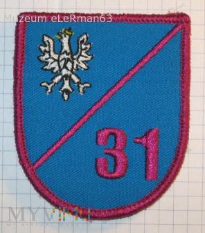 31 Wojskowy Oddział Gospodarczy. Zgierz.
