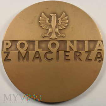 1970 - 43/70 Br - Polonia z Macierzą