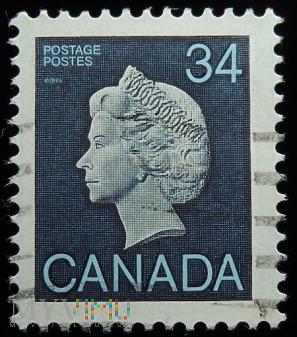 Kanada 34c Elżbieta II
