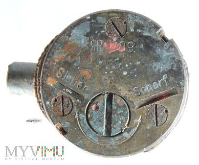 Zapalnik naciskowy T.Mi.Z.35 RR 1939