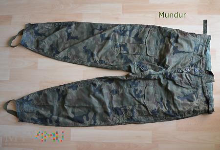 Mundur polowy letni SG - spodnie