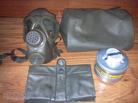 Maska przeciwgazowa M65z