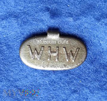 Duże zdjęcie Odznaka Whw