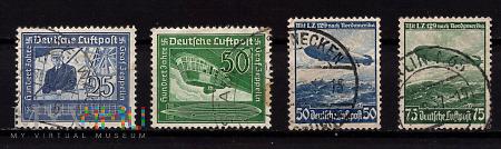 3.3a-Luftpost in Zeppelinpost