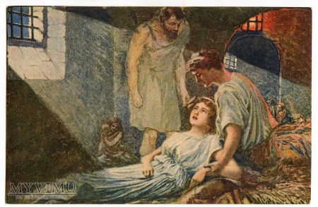 Quo Vadis - Ligia w więzieniu - del Senno