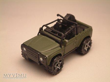 Duże zdjęcie Land Rover SVX