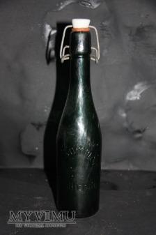Butelka niemiecka z Sulechowa