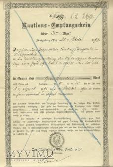 Królewiec 1892 r.