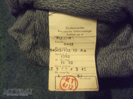 """Rogatywka polowa """"moro"""" wz.71 z 1970r."""