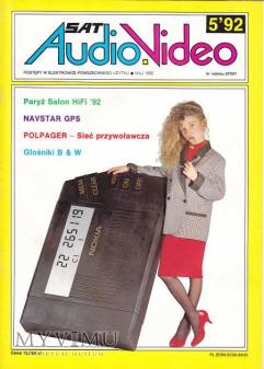 Duże zdjęcie SAT AUDIO VIDEO 1992 rok, cz.II