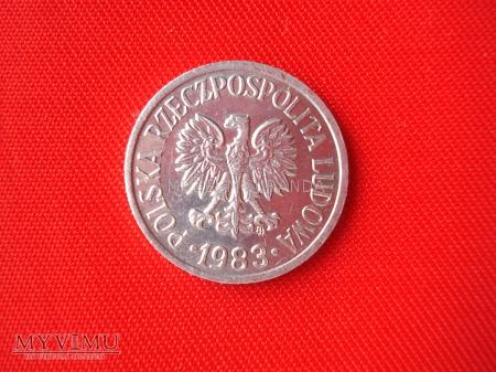 10 groszy 1983 rok