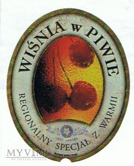 wiśnia w piwie