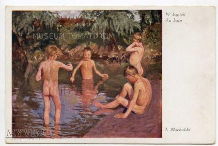 Duże zdjęcie Machalski - W kąpieli